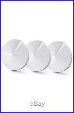 TP-Link Deco M5 Whole Home Mesh Wi-Fi System Up to 4500 sq ft Coverage Pack Of 3
