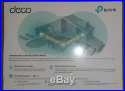 TP-Link Deco M5 Whole Home Mesh Wi-Fi System, up to 5500 sq ft Coverage