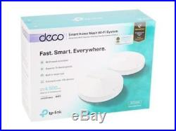 TP-Link Deco M9 Plus(2-pack) AC2200 Smart Home Mesh Wi-Fi System