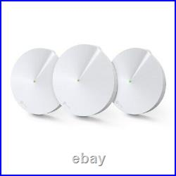 TP-Link Deco M9 Plus AC2200 Smart Home Mesh Wi-Fi System (3-Pack) Open Box
