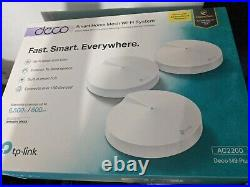 TP-Link Deco M9 Plus AC2200 Smart Home Mesh Wi-Fi System Whole Home Wifi router