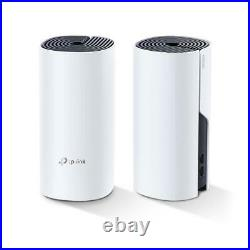TP-Link Deco P9 AC1200 + AV1000 Whole Home Powerline Mesh Wi-Fi System (2-Pack)