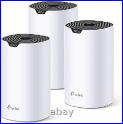 TP-Link Deco S4 Whole-Home Mesh Wi-Fi System White (Pack of 3)