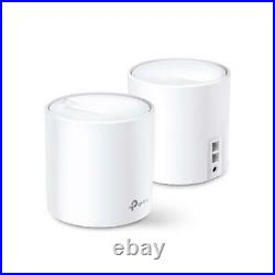 TP-Link Deco X20 AX1800 Whole Home Mesh Wi-Fi 6 System (2-Pack)