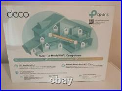 TP-Link Deco X20 AX1800 Whole Home Mesh Wi-Fi 6 System (2-Pack) New dual