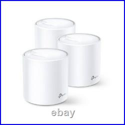 TP-Link Deco X20 AX1800 Whole-Home Mesh Wi-Fi 6 System (3-Pack)