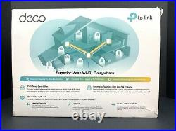 TP-Link Deco X20 WiFi 6 AX1800 Whole-Home Mesh Wi-Fi System, 3-Pack