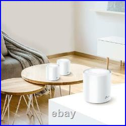 TP-Link Deco X60(2-pack) AX3000 Whole Home Mesh Wi-Fi System Next-Gen WiFi 6