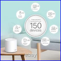 TP-Link Deco X60(3-pack) AX3000 Whole Home Mesh Wi-Fi System Next-Gen WiFi 6 UK