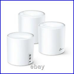 TP-Link Deco X60 AX3000 Whole Home Mesh Wi-Fi 6 (3-Pack) Free Fast Delivery