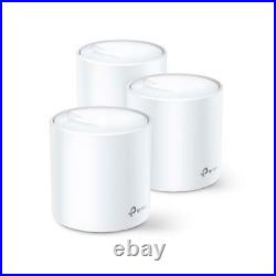 TP-Link Deco X60 AX3000 Whole Home Mesh Wi-Fi System (3-Pack)