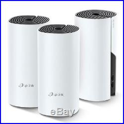 TP-Link Home Mesh WiFi Booster System Strong Signal High Speed Parent Control