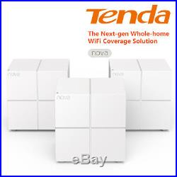 Tenda Nova MW6(3-pack) Whole Home Mesh Router WiFi System Coverage up to 550sqm