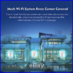 Wavlink AC2100 MU-MIMO Dual-Band 2.4GHz 300Mbps+5G 1733Mbps Whole Home WiFi Mesh