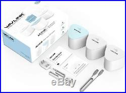 Wavlink Ac2100 Dual-Band Mesh Wifi Router And Extender Kit For Whole Home Mesh W